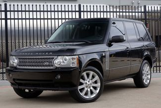 2007 Land Rover Range Rover S/C * DVD * Heated & Cooled Seats * BU CAM * Roof Plano, Texas 1