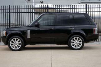 2007 Land Rover Range Rover S/C * DVD * Heated & Cooled Seats * BU CAM * Roof Plano, Texas 3