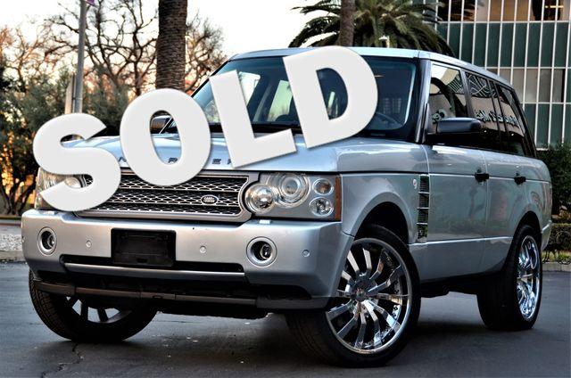 2007 Land Rover Range Rover SC Reseda, CA