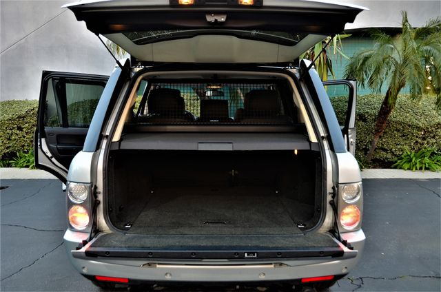 2007 Land Rover Range Rover SC Reseda, CA 26