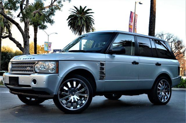 2007 Land Rover Range Rover SC Reseda, CA 17