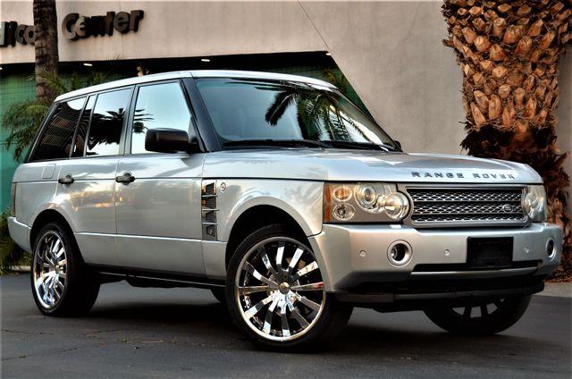 2007 Land Rover Range Rover SC Reseda, CA 2