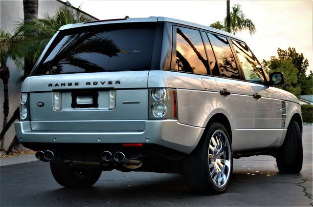 2007 Land Rover Range Rover SC Reseda, CA 22