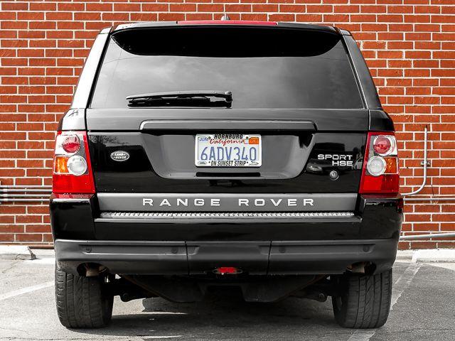 2007 Land Rover Range Rover Sport HSE Burbank, CA 3