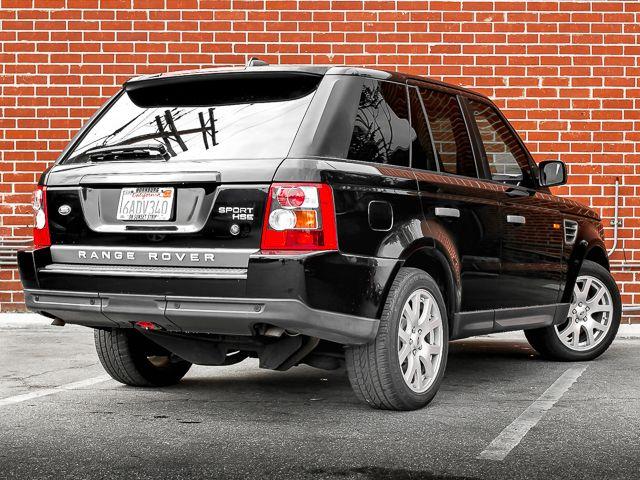 2007 Land Rover Range Rover Sport HSE Burbank, CA 4
