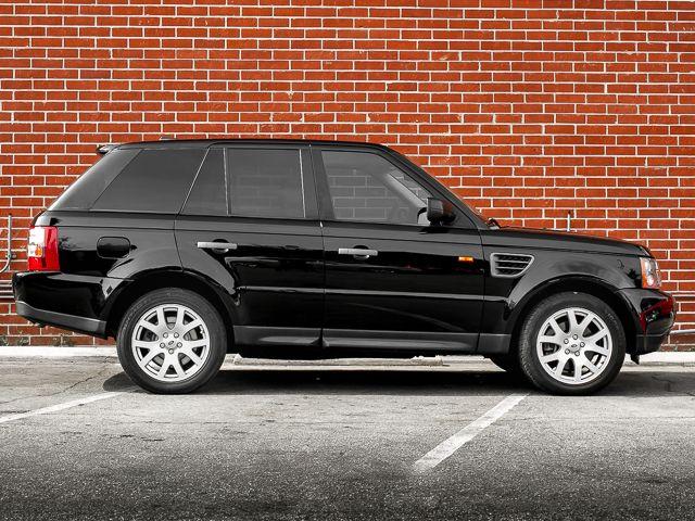 2007 Land Rover Range Rover Sport HSE Burbank, CA 6