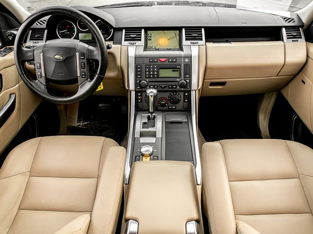 2007 Land Rover Range Rover Sport HSE Burbank, CA 8