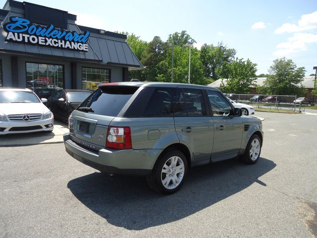 2007 Land Rover Range Rover Sport HSE in Charlotte, North Carolina 28212