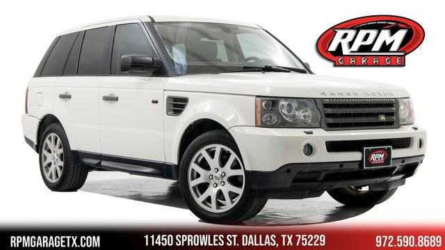 2007 Land Rover Range Rover Sport HSE in Dallas, TX 75229