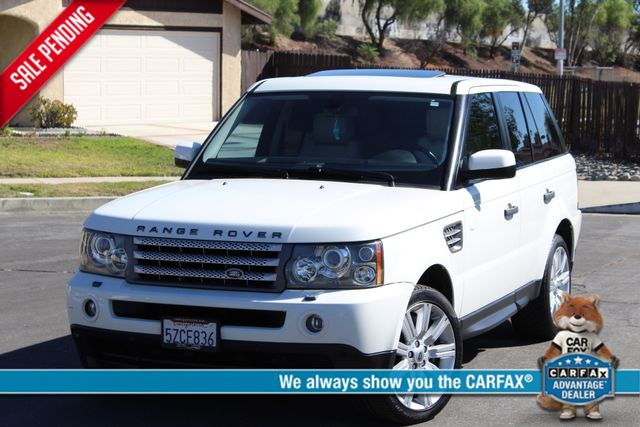 2007 Land Rover RANGE ROVER SPORT HSE SUPERCHARGDED NAVIGATION in Woodland Hills CA, 91367