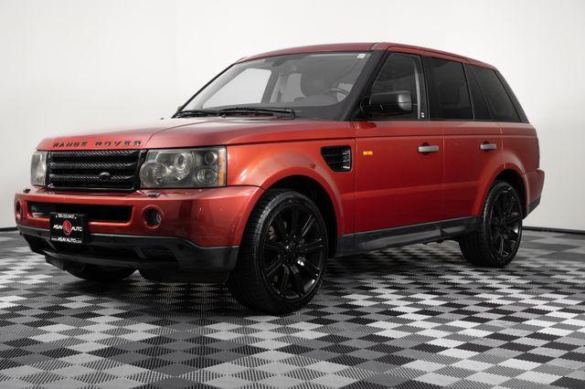 2007 Land Rover Range Rover Sport SC