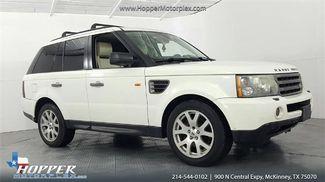 2007 Land Rover Range Rover Sport HSE in McKinney, Texas 75070