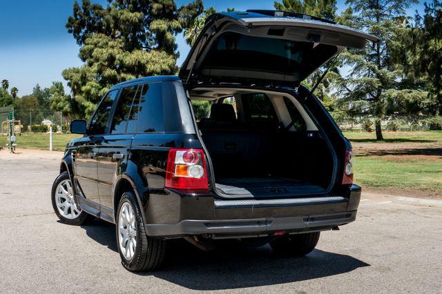2007 Land Rover Range Rover Sport HSE Reseda, CA 10
