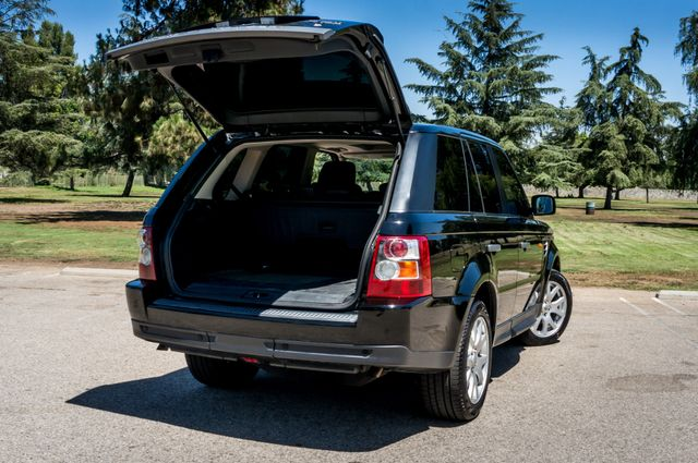 2007 Land Rover Range Rover Sport HSE Reseda, CA 11