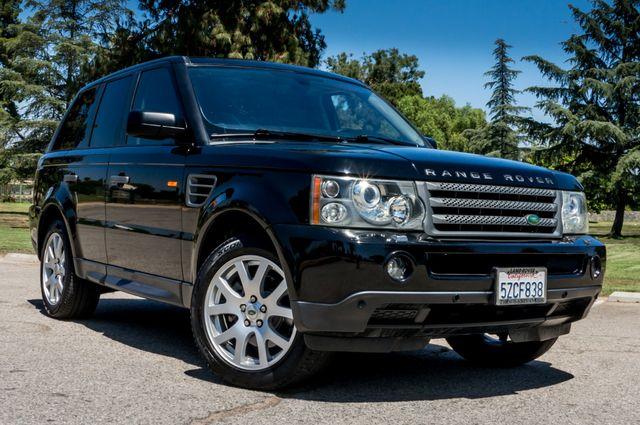 2007 Land Rover Range Rover Sport HSE Reseda, CA 42