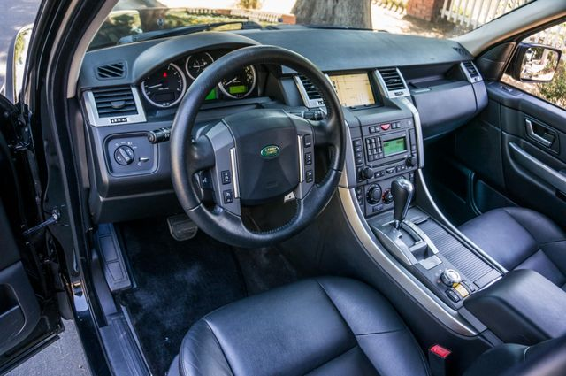 2007 Land Rover Range Rover Sport HSE Reseda, CA 15