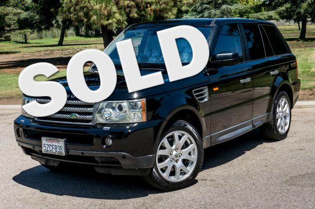 2007 Land Rover Range Rover Sport HSE Reseda, CA