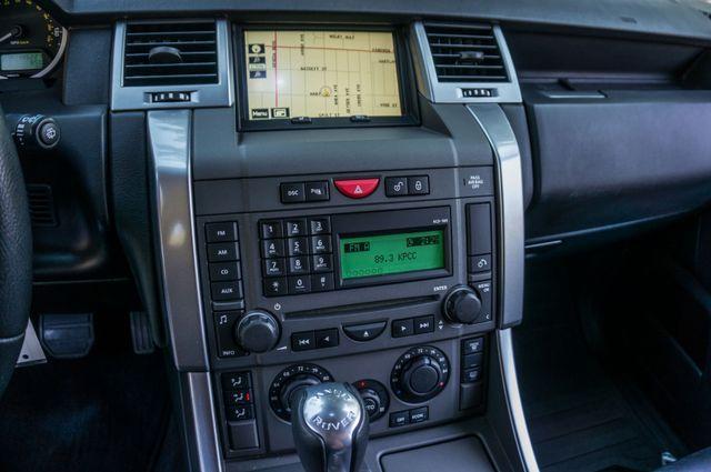2007 Land Rover Range Rover Sport HSE Reseda, CA 26