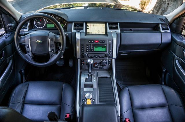 2007 Land Rover Range Rover Sport HSE Reseda, CA 18