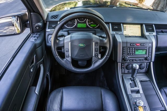 2007 Land Rover Range Rover Sport HSE Reseda, CA 19