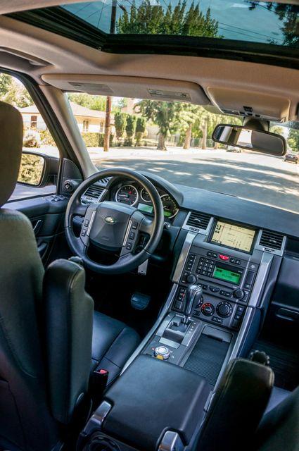 2007 Land Rover Range Rover Sport HSE Reseda, CA 35