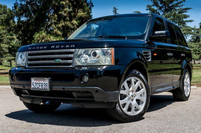 2007 Land Rover Range Rover Sport HSE Reseda, CA 38