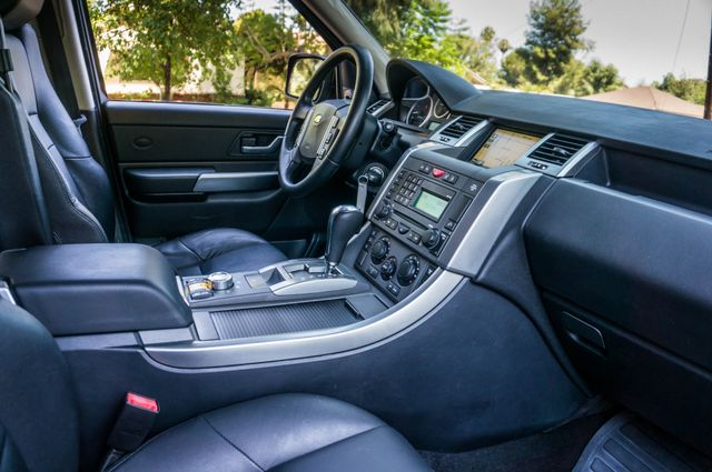 2007 Land Rover Range Rover Sport HSE Reseda, CA 33