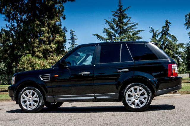 2007 Land Rover Range Rover Sport HSE Reseda, CA 4