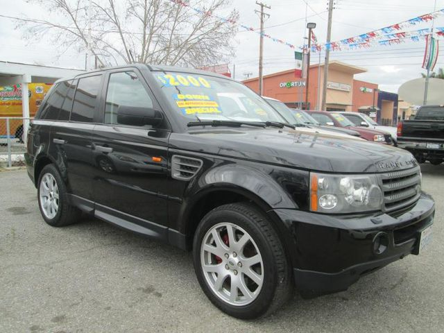 2007 Land Rover Range Rover Sport HSE in San Jose, CA 95110