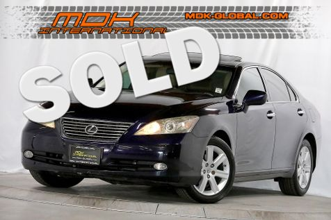 2007 Lexus ES 350 - Premium pkg - Private party trade-in in Los Angeles