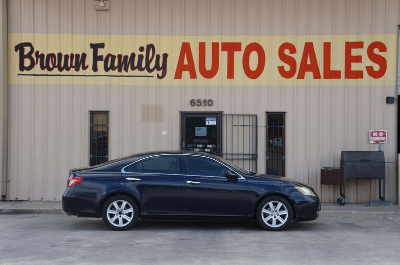 2007 Lexus ES 350 350   Houston, TX   Brown Family Auto Sales in Houston TX