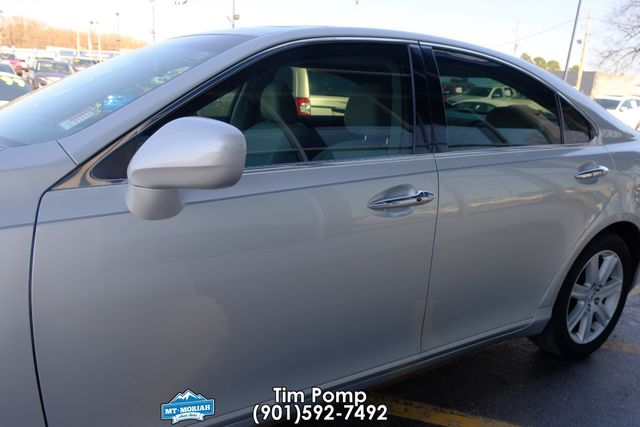 2007 Lexus ES 350 HEATED AND COOLED LEATHER SEATS / SUNROOF / NAVIGA in Memphis, Tennessee 38115