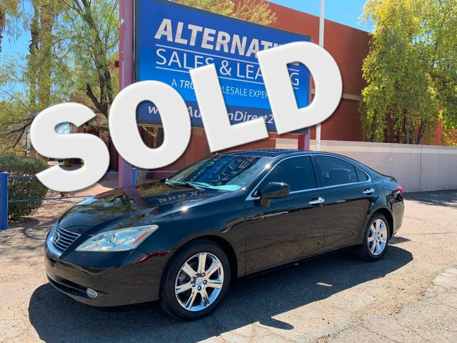 2007 Lexus ES 350 3 MONTH/3,000 MILE NATIONAL POWERTRAIN WARRANTY Mesa, Arizona