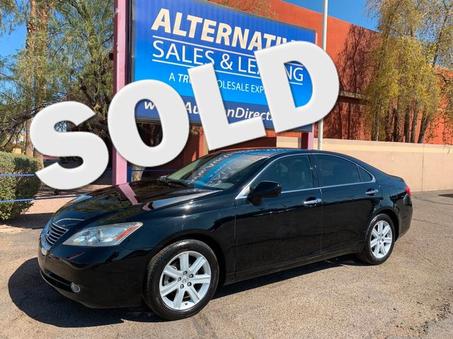 2007 Lexus ES 350 3 MONTH/3,000 MILE NATIONAL POWERTRAIN WARRANTY Mesa, Arizona