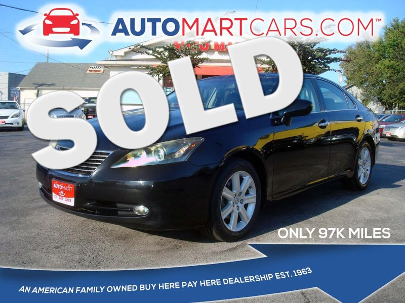 2007 Lexus Es 350 Nashville Tennessee Auto Mart Used Cars Inc In