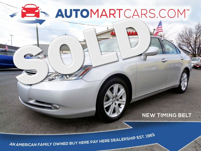 2007 Lexus ES 350  | Nashville, Tennessee | Auto Mart Used Cars Inc. in Nashville Tennessee