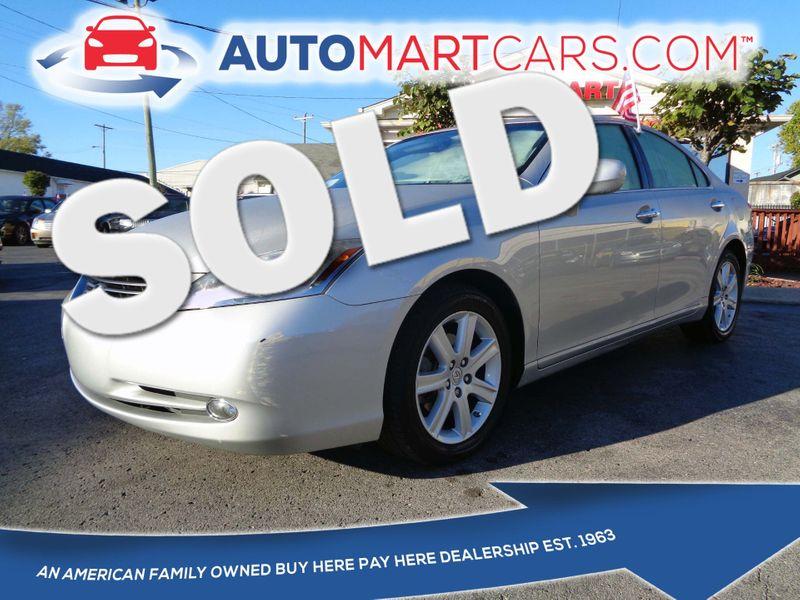2007 Lexus ES 350  | Nashville, Tennessee | Auto Mart Used Cars Inc. in Nashville Tennessee