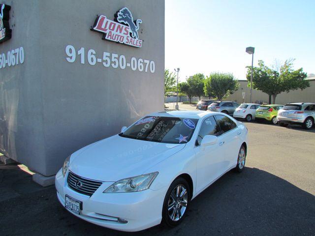2007 Lexus ES 350 Very Clean , White