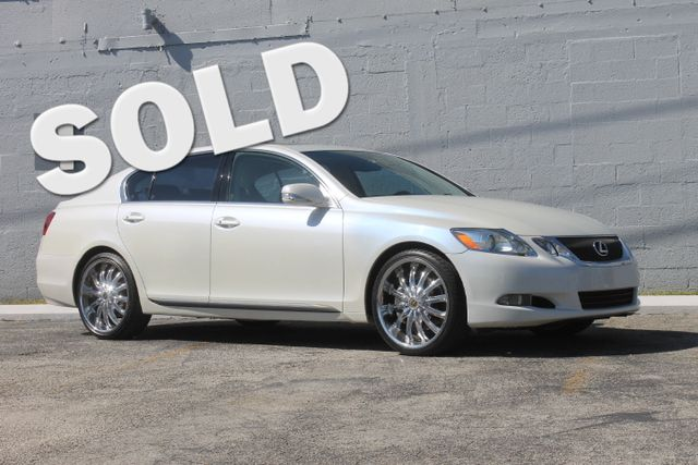2007 Lexus GS 350 Hollywood, Florida