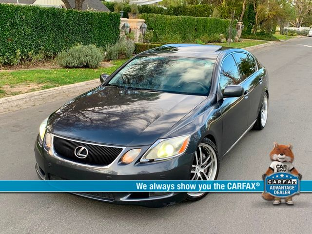 2007 Lexus GS 350 NAVIGATION SERVICE RECORDS NEW TIRES BACK-UP CAMERA
