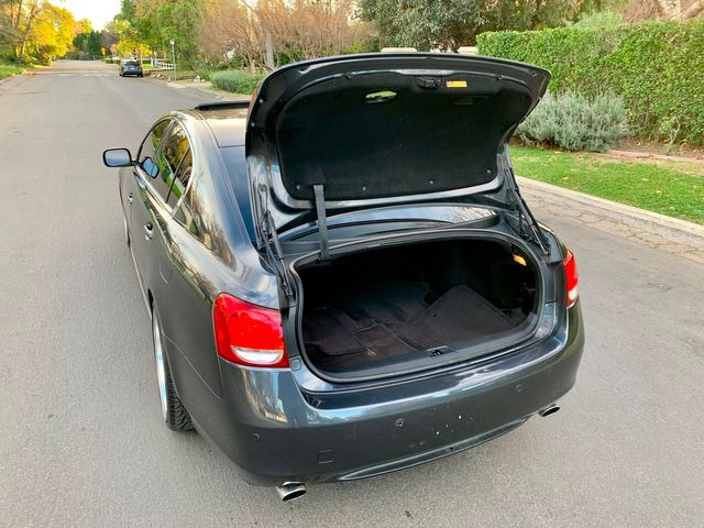 2007 Lexus GS 350 NAVIGATION SERVICE RECORDS NEW TIRES BACK-UP CAMERA in Van Nuys, CA 91406