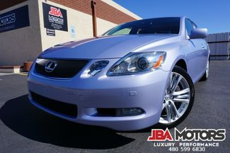 2007 Lexus GS 450h Sedan GS450h Hybrid ONLY 62k LOW MILES like GS350 | MESA, AZ | JBA MOTORS in Mesa AZ