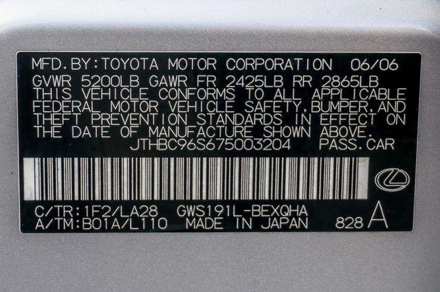 2007 Lexus GS 450h Reseda, CA 44