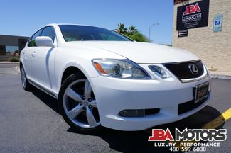 2007 Lexus GS350 Sedan GS 350 ~ 1 Owner Clean CarFax Pearl White in Mesa, AZ 85202