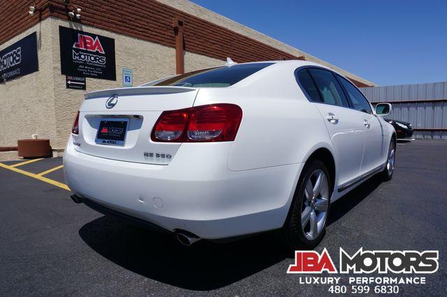 2007 Lexus GS350 Sedan GS 350 ~ 1 Owner Clean CarFax Pearl White in Mesa, AZ 85202