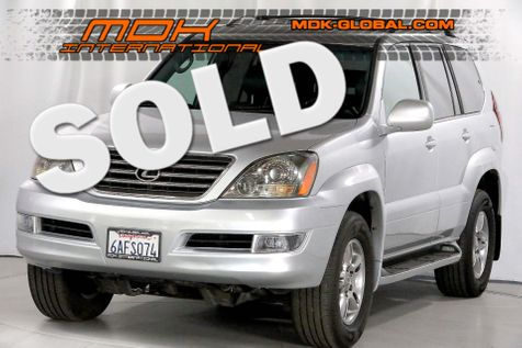 2007 Lexus GX 470 - Sport pkg - KDSS - Navigation - Mark Levinson in Los Angeles