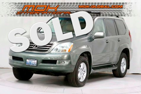 2007 Lexus GX 470 - Engine only has 97K miles - NAV - AUX - DVD in Los Angeles