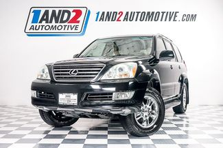 2007 Lexus GX 470 Sport Utility in Dallas TX