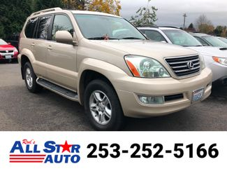 2007 Lexus GX 470 in Puyallup Washington, 98371