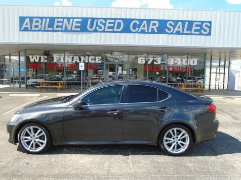 2007 Lexus IS 250  in Abilene, TX